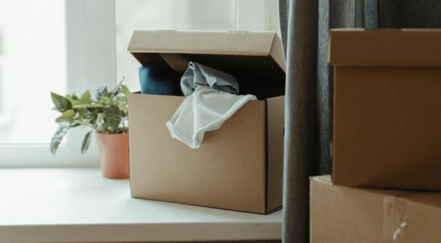Professionelle Hilfe beim Packen und Transportieren von Möbeln