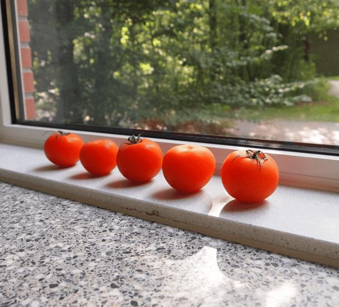 Granit Fensterbänke
